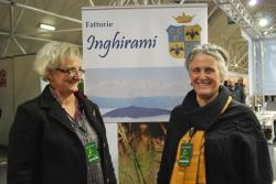 Inghirami Agritourism, educational farming and organic produce, Volterra, Tuscany